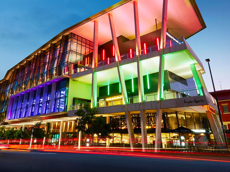 BRISBANE CONVENTION & EXHIBITION CENTRE (BCEC)